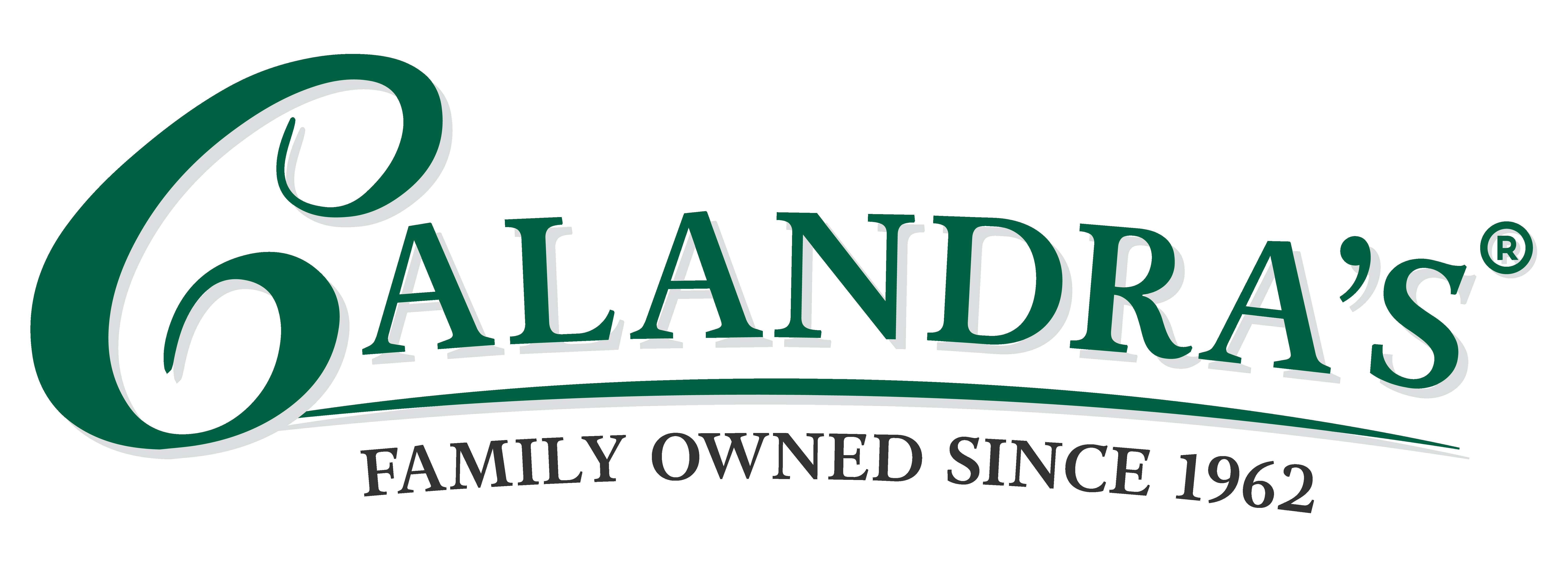 Calandra's Main Logo