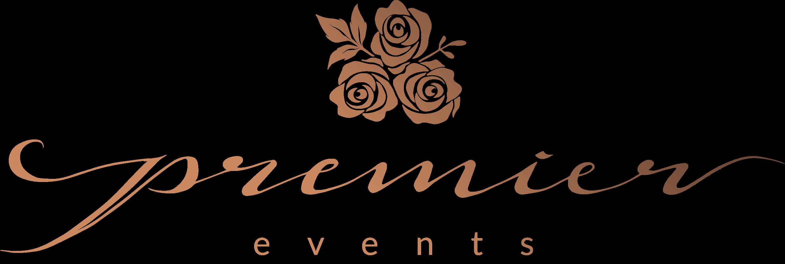 Premier Events Logo Gold (3)